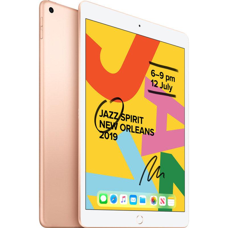 "Apple iPad 10.2"" 32GB WIFI Tablet (2019) - Gold"