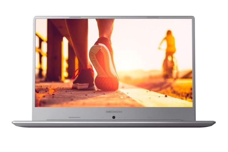 "MEDION AKOYA S6445 Core i7 8GB 512GB SSD 15.6"" Win10 Pro Laptop"