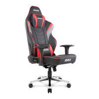 AKRacing Masters Series MAX Black / Red Gaming Chair