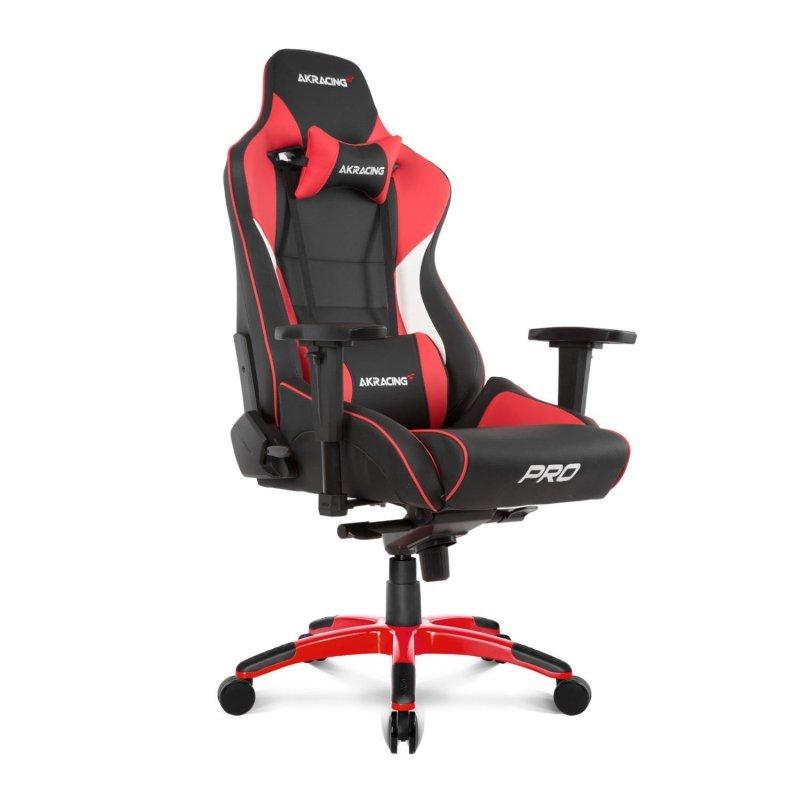 AKRacing Masters Series BLACK/RED Pro Gaming Chair