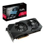 ASUS Radeon RX 5700 DUAL EVO OC 8GB Graphics Card