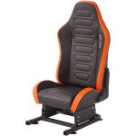XRocker Drift 2.1 Racing Seat