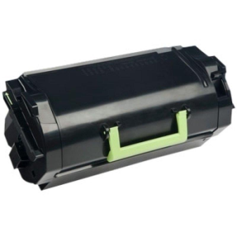 EXDISPLAY Lexmark 522XE Extra High Black Corporate Toner Cartridge