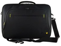 EXDISPLAY Techair Briefcase Classic TANZ0109V3 - Notebook carrying case - 18.4 - black