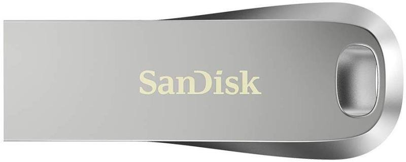 SanDisk Ultra Luxe USB flash drive - 64 GB - Silver