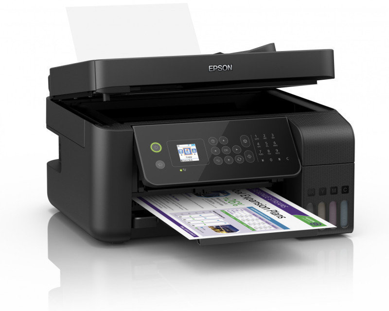 Epson EcoTank ET-4700 (Unlimited Printing for 2 Years) A4 Colour Multifunction Inkjet Printer