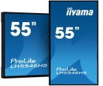 Iiyama LH5546HS-B1 55 Black Full HD Large Format Display