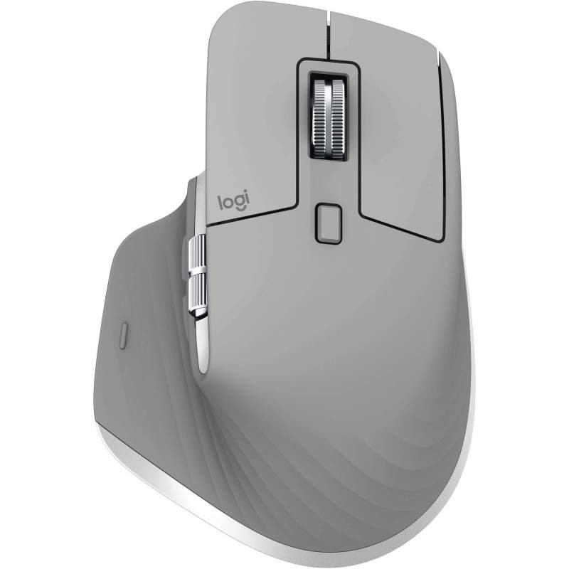 Logitech MX Master 3 Wireless Mouse - Space Grey for Mac