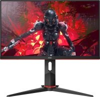 "AOC 24G2U5/BK 24"" 75Hz 1ms Full HD IPS FreeSync Gaming Monitor"