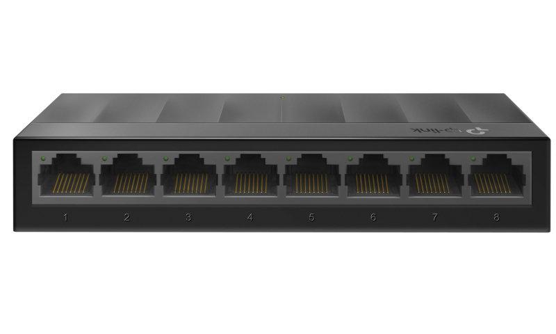 TP-Link LS1008G LiteWave 8-Port Gigabit Desktop Switch