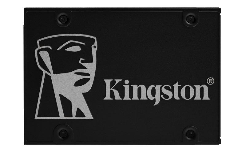 Kingston KC 600 512GB SSD - Desktop / Notebook Upgrade Kit