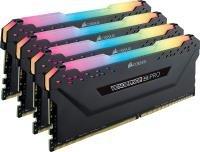 Corsair VENGEANCE RGB PRO 32GB (4 x 8GB) DDR4 DRAM 3600MHz C18 Memory Kit