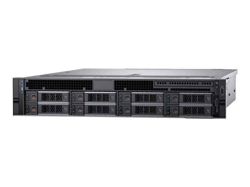 Image of Dell EMC PowerEdge R540 Xeon Silver 4214 2.2 GHz 16GB RAM 2U Rack Server