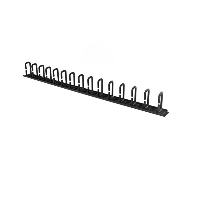 StarTech.com Vertical Cable Organizer with D-Ring Hooks