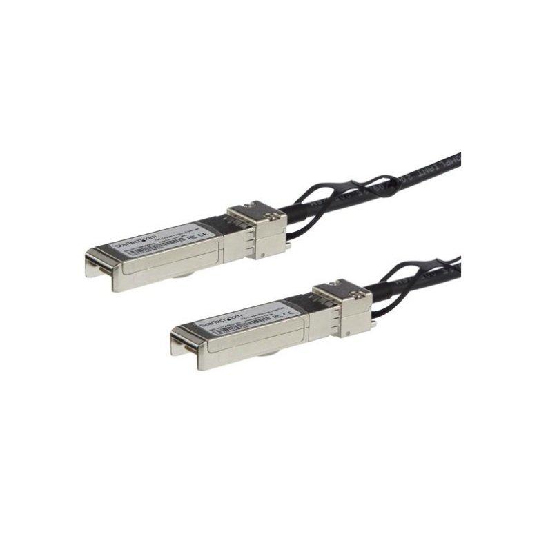 StarTech.com Juniper EX-SFP-10GE-DAC-3M Compatible SFP+ Direct-Attach Twinax Cable - 3 m