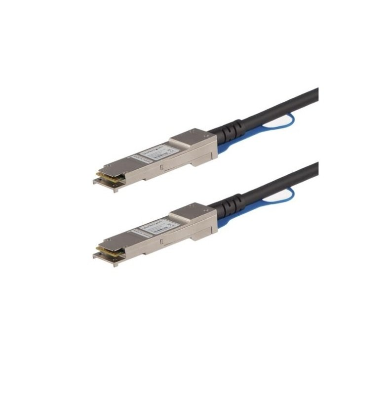 StarTech.com HP JG326A Compatible QSFP+ Direct-Attach Twinax Cable - 1 m