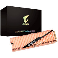 Gigabyte AORUS 500GB M.2 PCIe 4.0 x4 NVMe SSD/Solid State Drive