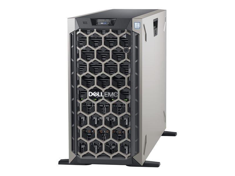 Image of Dell EMC PowerEdge T640 Xeon Silver 4208 2.1 GHz 16GB RAM 5U Tower Server