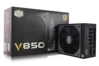Cooler Master V850 PSU 'Fully Modular, 80 Plus Gold, 850W' RS850-AFBAG1-UK