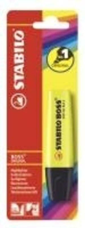 Stabilo Highlighter Single Blister Ylw - 10 Pack