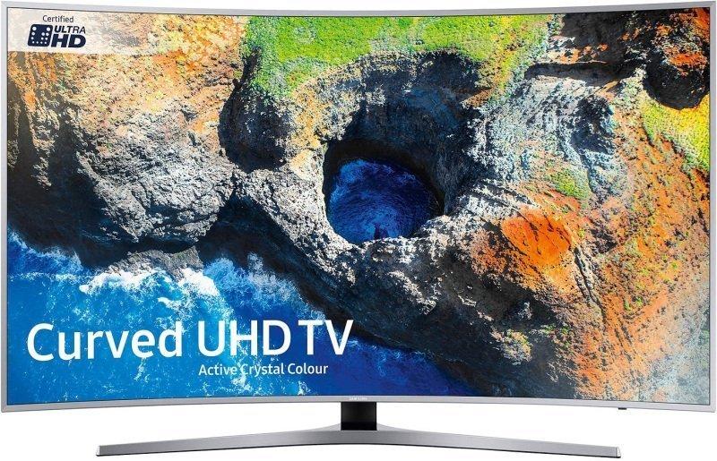 "Samsung UE49MU6500 49"" HDR 4K Ultra HD Curved Smart TV"