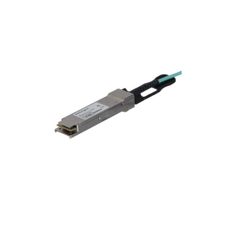 StarTech.com MSA Compliant QSFP+ Active Optical Cable - 7 m