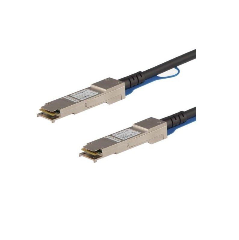 StarTech.com Cisco QSFP-H40G-ACU5M Compatible QSFP+ Direct-Attach Twinax Cable - 5 m