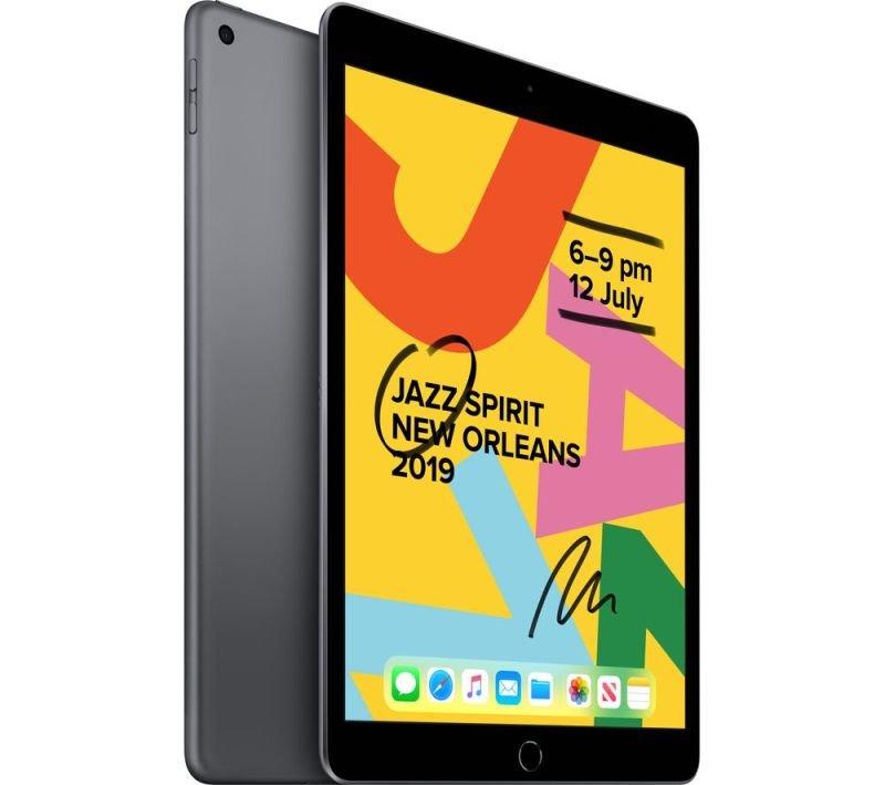 """Apple iPad (2019) 10.2"""" 128GB WIFI- Space Grey"""