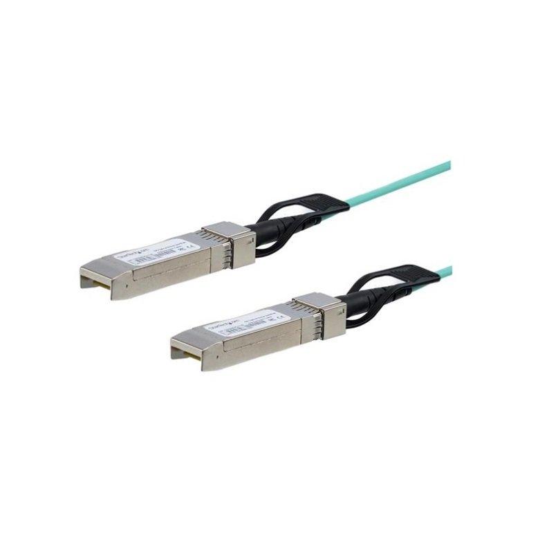 StarTech.com Cisco SFP-10G-AOC5M Compatible SFP+ Active Optical Cable - 5 m