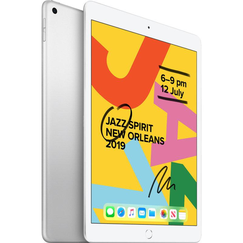 Apple iPad 10.2'' 128GB WIFI (2019) - Silver