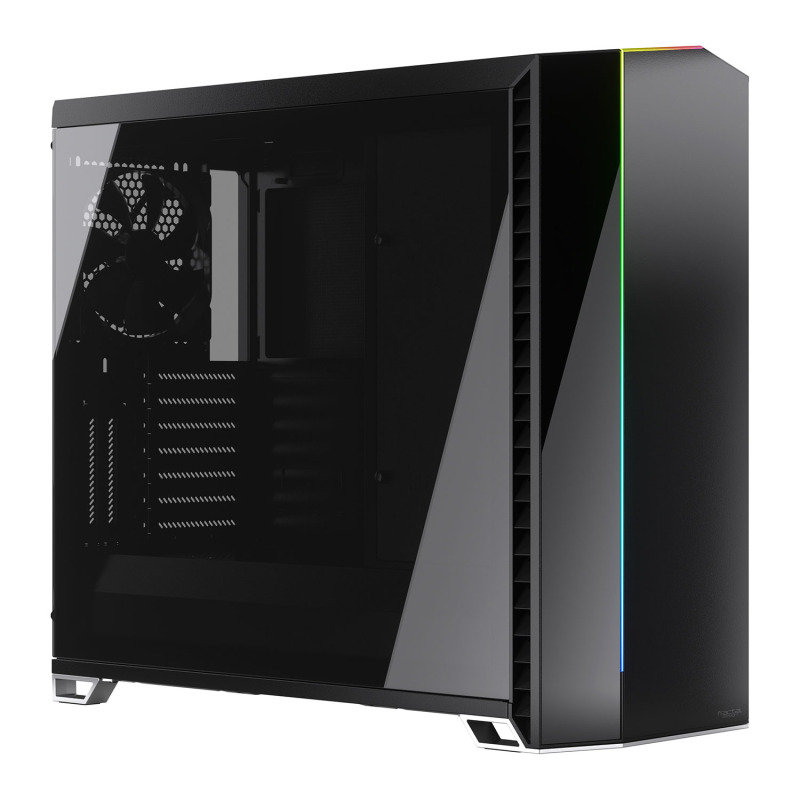 Image of Case Atx Vector Rs Blackout Dark Tg