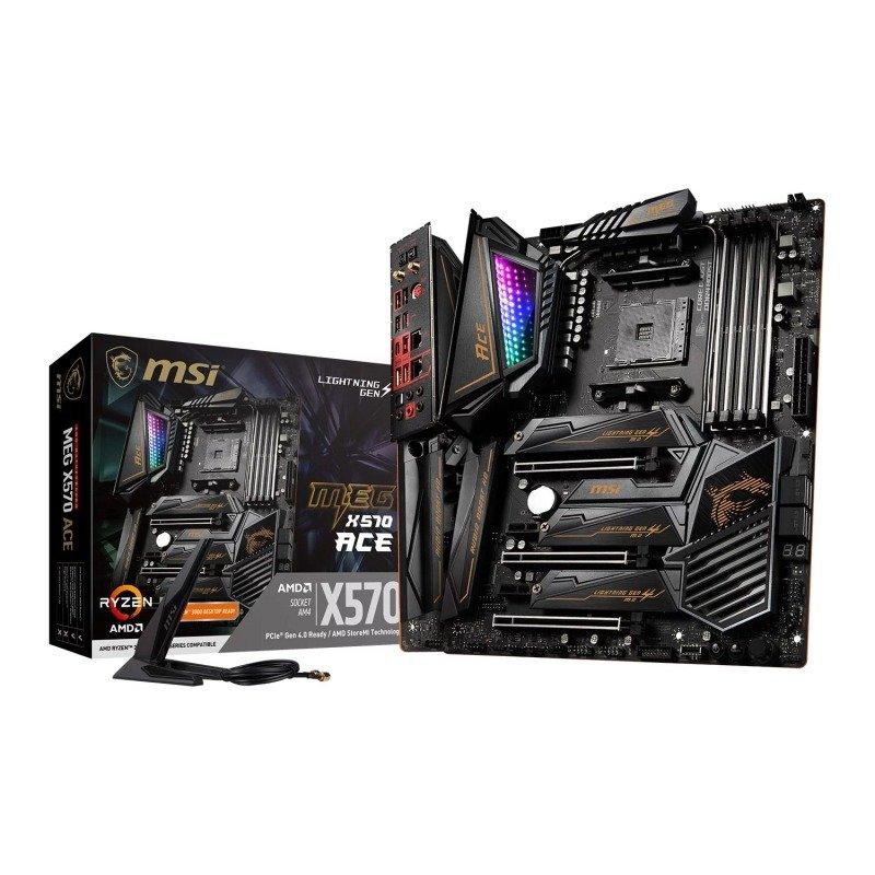MSI MEG X570 ACE AM4 DDR4 ATX Motherboard