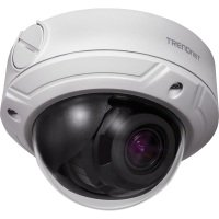 TRENDnet Indoor/Outdoor 4MP Varifocal PoE IR Dome Network Camera