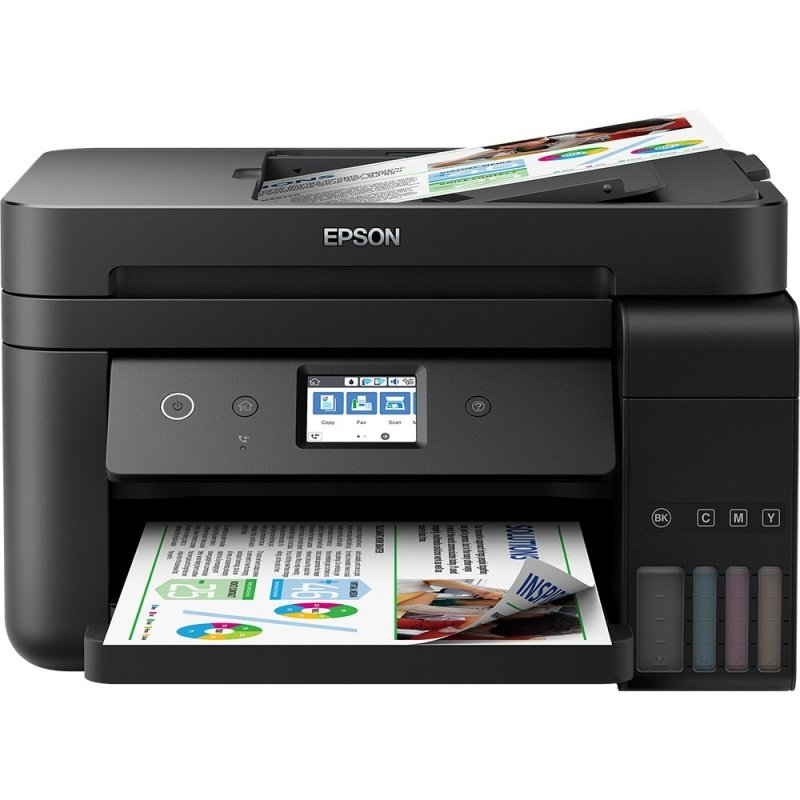 Epson EcoTank ET-4750 (Unlimited Printing for 2 Years) A4 Colour Multifunction Inkjet Printer
