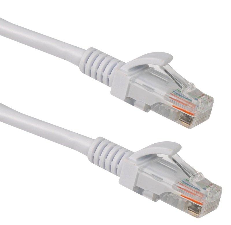 Xenta Cat5e UTP Patch Cable (White) 0.5M