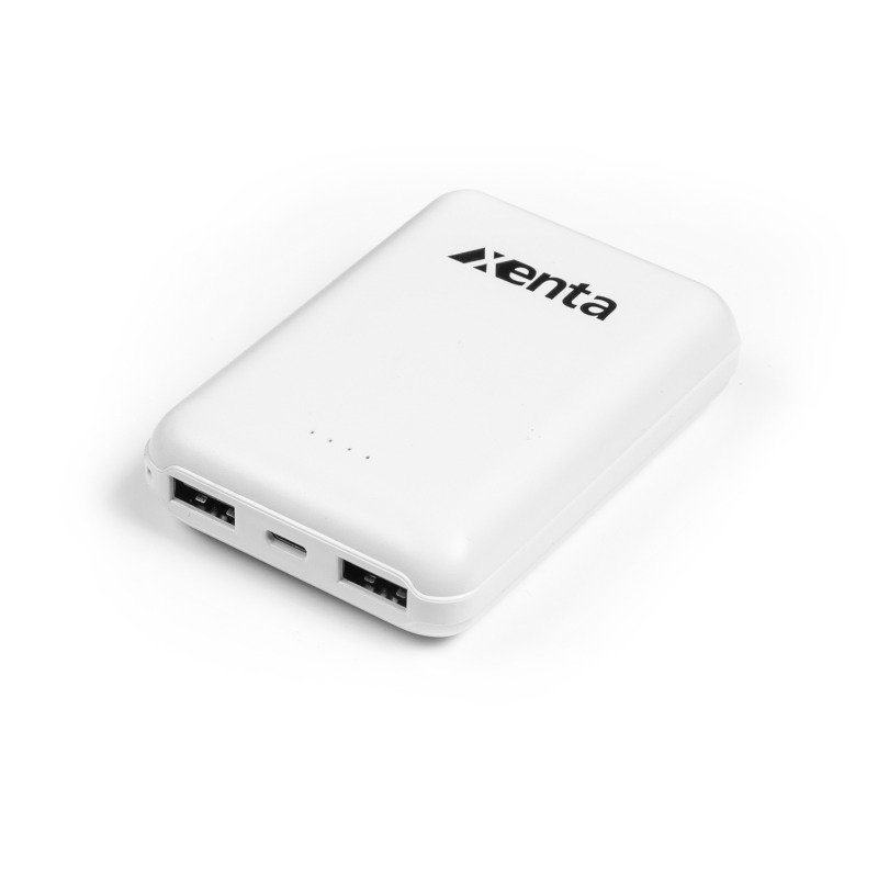 Image of 10,000mAh White Power Bank