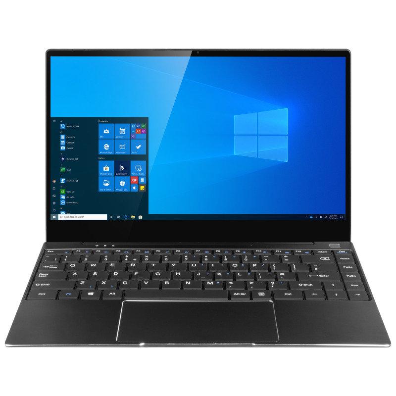 "Image of Coda Spirit 13.3 32GB Laptop, Intel Celeron N3350 1.1GHz, 4GB LPDDR4, 32GB eMMC, 13.3"" Full HD IPS, No-DVD, Intel HD, WIFI, Bluetooth, Windows 10 Home 64bit"