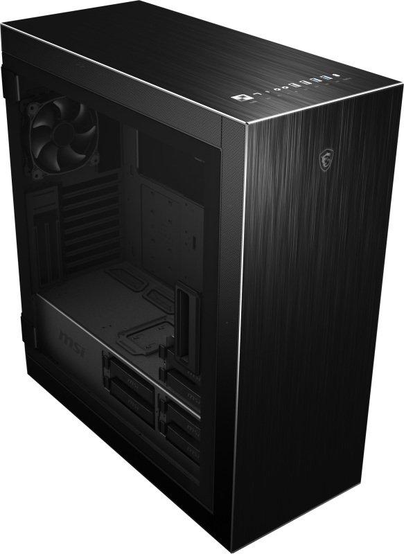 MSI MPG SEKIRA 500P Full Tower Gaming Computer Case Black