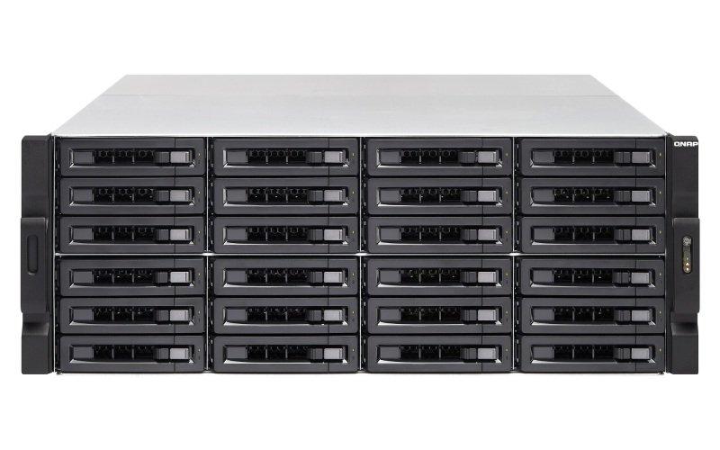 QNAP TVS-2472XU-RP-i5-8G 24 Bay Rack NAS Enclosure
