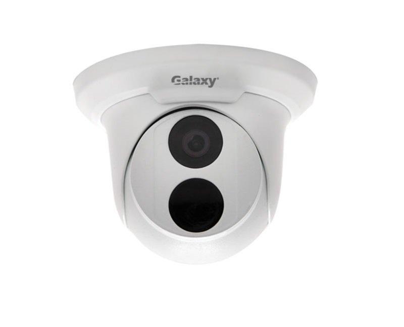 Galaxy Pro Series 4MP IR Turret Camera - 3.6mm