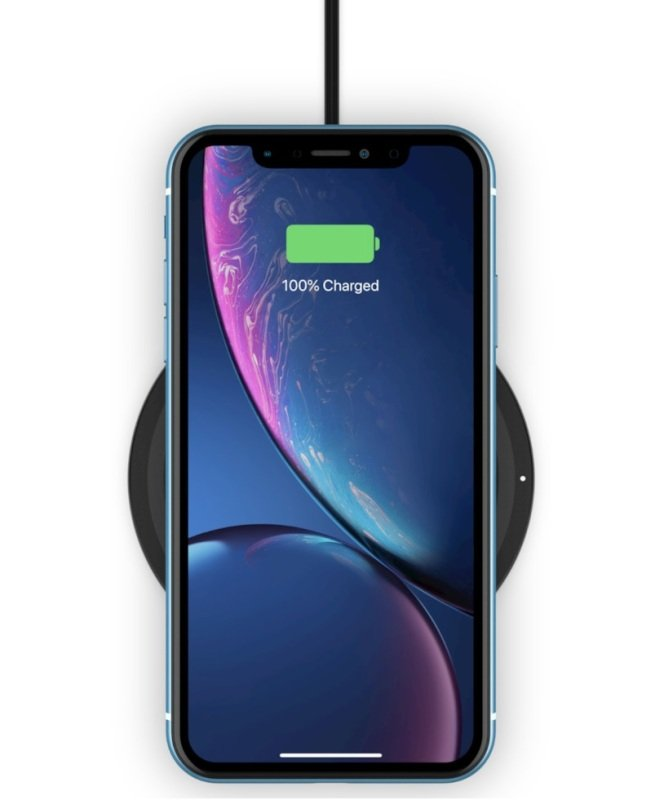 Belkin Qi 5W Wireless Charger Pad Black