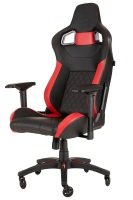 EXDISPLAY Corsair T1 Race 2018 Black/Red Gaming Chair