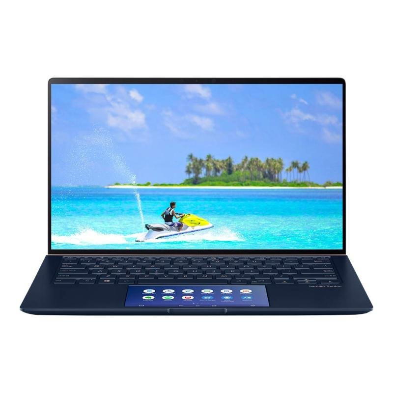 "Asus ZenBook 14 UX434 Core i5 8GB 256GB SSD MX250 14"" Win10 Pro Laptop"