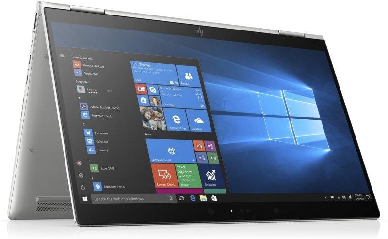 Image of HP EliteBook x360 1030 G3 2-in-1, Intel Core i7-8650U 1.9GHz 16GB RAM + 512GB SSD 13.3 Full HD Touchscreen Webcam + WIFI + BT Windows 10 Pro 64bit