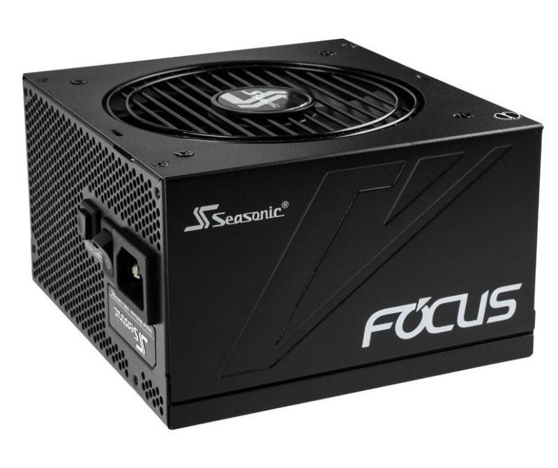 Seasonic Focus PX-550 550W 80+ Platinum Modular Power Supply
