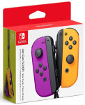 Joy-Con Pair (Neon Purple/Neon Orange)