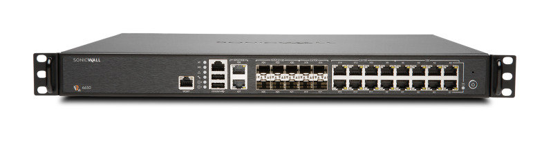 SonicWall NSA 6650 Advanced Edition Security Appliance - Secure Upgrade Plus