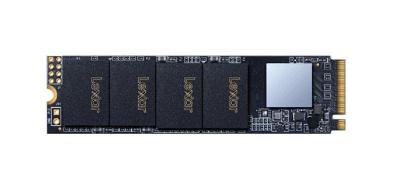 Image of Lexar® NM610 M.2 2280 NVMe 500GB SSD