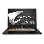 "Gigabyte Aorus Core i7 16GB 1TB HDD 512GB SSD GTX 1660Ti 17.3"" Win10 Home Gaming Laptop"