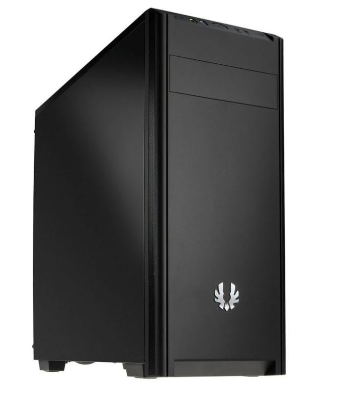 Bitfenix Nova Midi Tower Case - Black